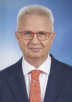 Dr. Trócsányi László Henrik